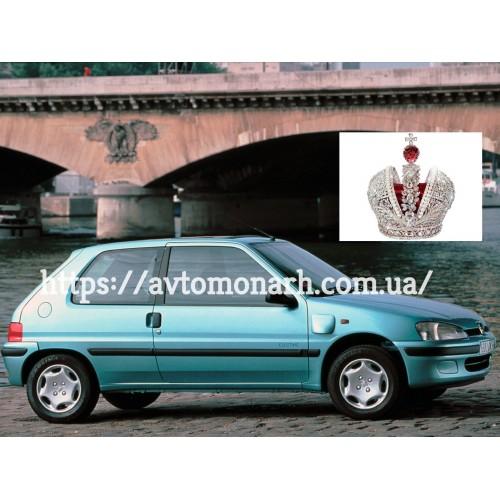 Правое боковое стекло Peugeot 106  (4623) на Peugeot 106 (Хетчбек)