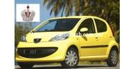Автостекла на Автостекла Peugeot 107 2005-