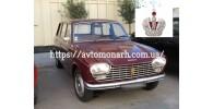 Автостекла на Peugeot 204/304  1969-1977