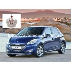 Автостекла на Peugeot 208/2008  2012-
