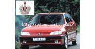 Автостекла на Автостекла Peugeot 306 1993-2002