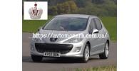 Автостекла на Peugeot 308 2013-