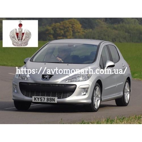 Лобовое стекло Peugeot 308 (4722) на Peugeot 308 (Хетчбек, Комби)