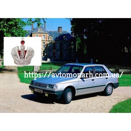 Резинка для Peugeot 309  (4724) на Peugeot 309 (Хетчбек)