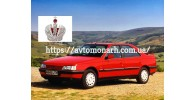 Автостекла на Peugeot 405/Pars 1987-1997