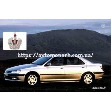 Автостекла на Peugeot 406  1997-2004
