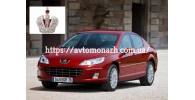 Автостекла на Автостекла Peugeot 407 2004-2010