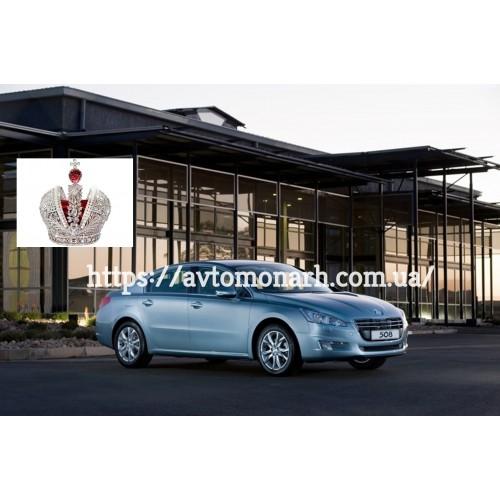 Лобовое стекло Peugeot 508 (20296) на Peugeot 508 (Седан, Комби)