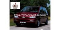 Автостекла на Автостекла Peugeot 806 1994-2002