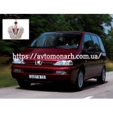 Автостекла на Peugeot 806  1994-2002