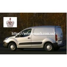 Автостекла на Peugeot Partner  2008-