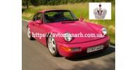 Автостекла на Porsche 911/964  1989-1994