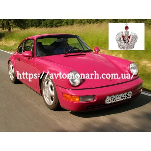 Лобовое стекло Porsche 911/964  (Купе) на Porsche 911/964 (Купе, Кабриолет)