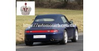 Автостекла на Porsche 911/993 1994-1998