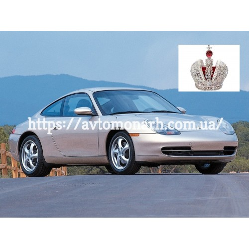 Лобовое стекло Porsche 911/996 (4805) на Porsche 911/996 (Купе, Кабриолет)