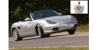 Автостекла на Автостекла Porsche Boxster/986 1996-2004