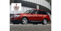 Автостекла на Автостекла Range Rover Sport 2005-2013