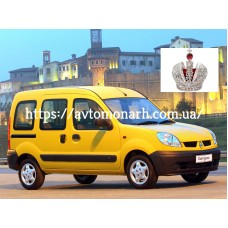Автостекла на Renault Kangoo  1997-2007
