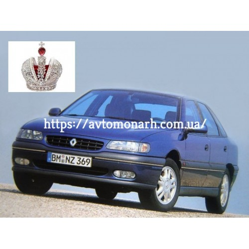 Лобовое стекло Renault Safrane  (Хетчбек) на Renault Safrane (Хетчбек)