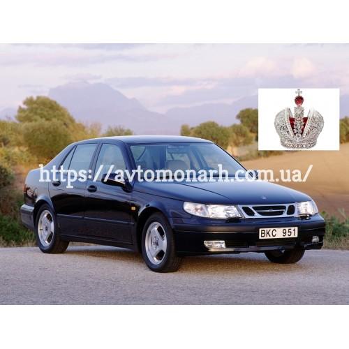 Молдинг для Saab 9-5  (5214) на Saab 9-5 (Седан, Комби)