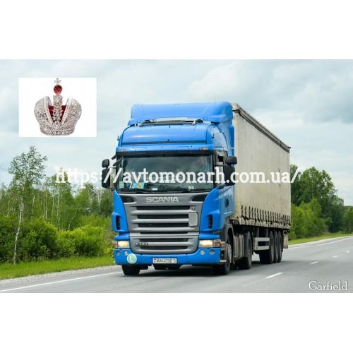 Лобовое стекло на Scania 5 Serie (Грузовик)
