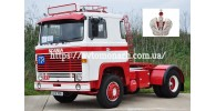 Автостекла на Scania LB 80/86 1969-1981