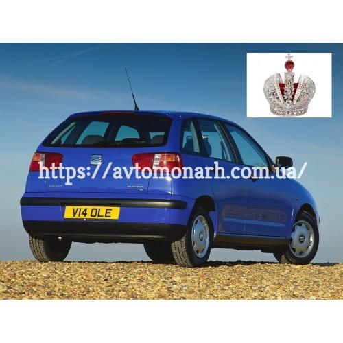 Клипс / лента для Seat Ibiza/Cordoba  (7609AKCH-IC) на Seat Ibiza/Cordoba (Седан, Хетчбек)