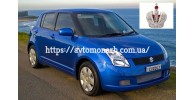 Автостекла на Suzuki Swift 2005-2010