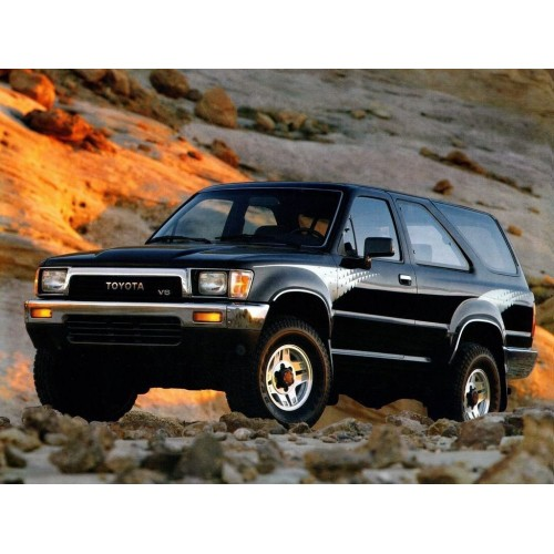 Правое боковое стекло Toyota 4-Runner/Hi Lux  (5687) на Toyota 4-Runner/Hi Lux (Внедорожник, Пикап)