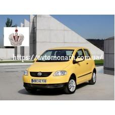 Автостекла на VW Fox  2005-2011