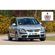 Автостекла на VW Golf Plus  2005-