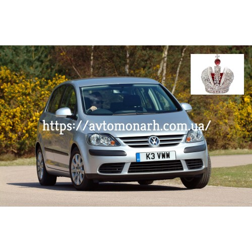 Левое боковое стекло VW Jetta/Golf Variant  (6402) на VW Jetta/Golf Variant (Седан, Комби)