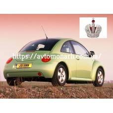 Автостекла на VW New Beetle 1998-2010