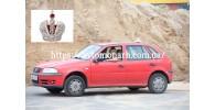 Автостекла на VW Pointer/Gol 1995-2008