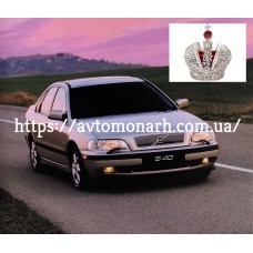 Автостекла на Volvo S40/V40  1995-2004