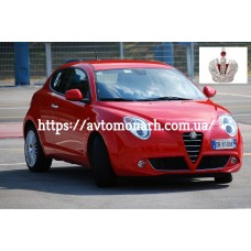 Автостекла на Alfa Romeo Mito 2008 -