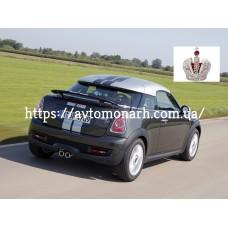 Автостекла на BMW Mini Coupe 2011 -