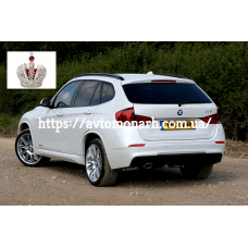 Автостекла на BMW X1 2009 - 2015