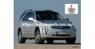 Автостекла на Cadillac SRX 2005 - 2010