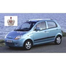 Автостекла на Chevrolet Spark/Daewoo Matiz 2005 - 2009