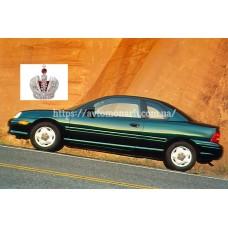 Автостекла на Chrysler Neon/Dodge Neon 1995-2000