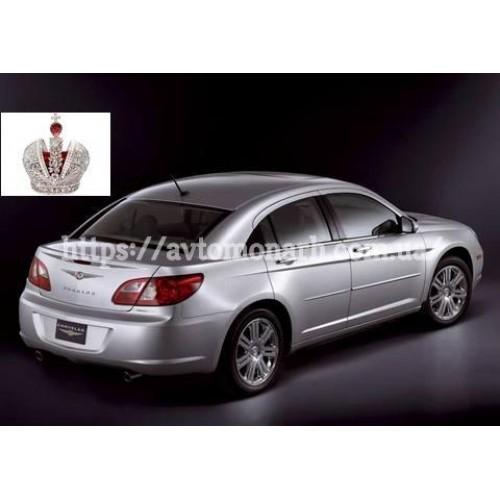 Левое боковое стекло Chrysler Sebring/Cirrus/Stratus  (Седан 4-дв.) на Chrysler Sebring/Cirrus (Седан)