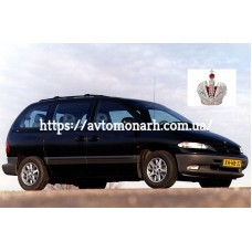 Автостекла на Chrysler Voyager/Dodge Grand Caravan 1996 - 2001