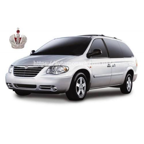 Левое боковое стекло Chrysler Voyager/Grand Voyager (Минивен кор. база) на Chrysler Voyager (Минивен)