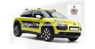Автостекла на Автостекла Citroen C4 Cactus 2014-