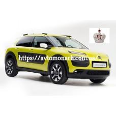 Автостекла на Citroen C4 Cactus 2014 -