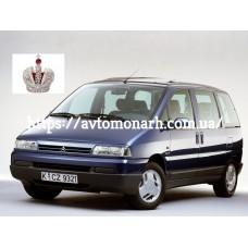 Автостекла на Citroen Jumpy/Evasion 1994 - 2002
