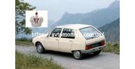 Автостекла на Автостекла Citroen Visa/C15 1978-1988