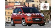 Автостекла на Fiat Panda 2012 -