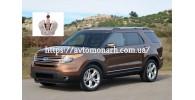 Автостекла на Стекло Ford Explorer 5 2011-